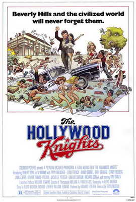 The Hollywood Knights - 27 x 40 Movie Poster - Style B