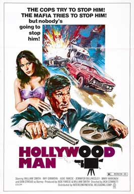 Hollywood Man - 11 x 17 Movie Poster - UK Style A