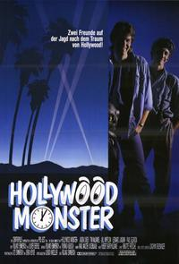 Hollywood Monster - 11 x 17 Movie Poster - German Style A