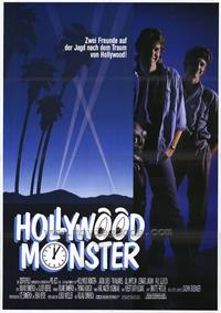 Hollywood Monster - 27 x 40 Movie Poster - German Style A
