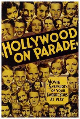 Hollywood on Parade - 27 x 40 Movie Poster - Style A
