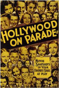 Hollywood on Parade - 43 x 62 Movie Poster - Bus Shelter Style A