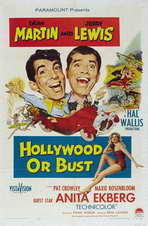 Hollywood or Bust - 27 x 40 Movie Poster - Style A