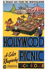 Hollywood Picnic - 27 x 40 Movie Poster - Style A