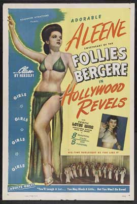 Hollywood Revels - 11 x 17 Movie Poster - Style A