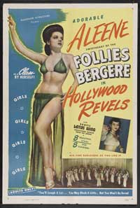 Hollywood Revels - 43 x 62 Movie Poster - Bus Shelter Style A