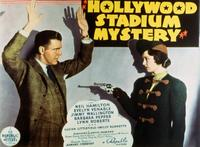 Hollywood Stadium Mystery - 11 x 14 Movie Poster - Style A