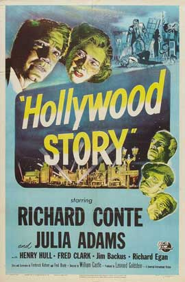 Hollywood Story - 11 x 17 Movie Poster - Style A
