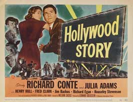 Hollywood Story - 11 x 14 Movie Poster - Style A