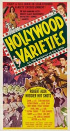 Hollywood Varieties - 11 x 17 Movie Poster - Style A