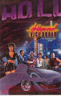 Hollywood Vice Squad - 11 x 17 Movie Poster - Style A