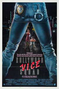 Hollywood Vice Squad - 11 x 17 Movie Poster - Style B