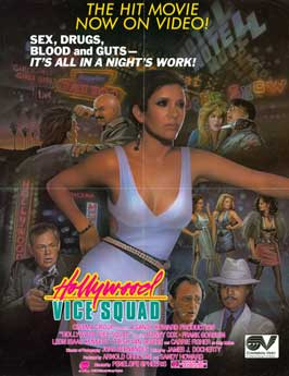 Hollywood Vice Squad - 11 x 17 Movie Poster - Style C