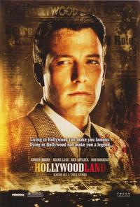 Hollywoodland - 43 x 62 Movie Poster - Bus Shelter Style C