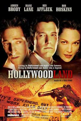 Hollywoodland - 11 x 17 Movie Poster - Style G