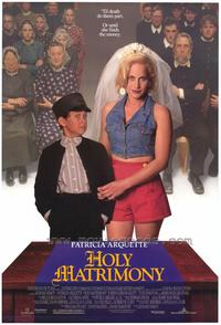 Holy Matrimony - 11 x 17 Movie Poster - Style A