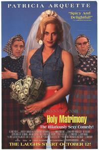 Holy Matrimony - 11 x 17 Movie Poster - Style B