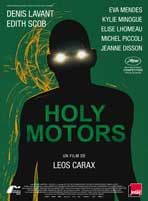 Holy Motors - 43 x 62 Movie Poster - French Style A