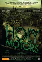 Holy Motors - 27 x 40 Movie Poster - Australian Style A