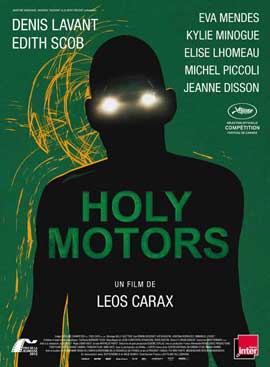 Holy Motors - 27 x 40 Movie Poster - French Style A