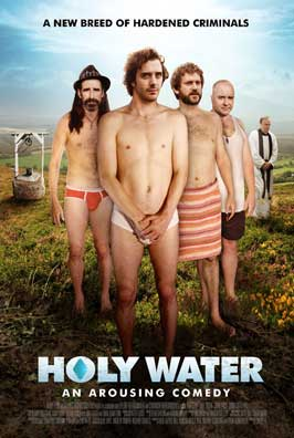 Holy Water - 11 x 17 Movie Poster - UK Style A