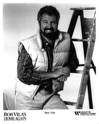 Home Again with Bob Vila - 8 x 10 B&W Photo #1