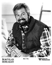 Home Again with Bob Vila - 8 x 10 B&W Photo #2