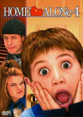 Home Alone 4 (TV) - 11 x 17 Movie Poster - Style A