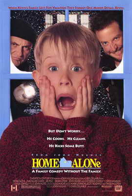 Home Alone - 27 x 40 Movie Poster