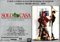 Home Alone - 27 x 40 Movie Poster - Spanish Style A