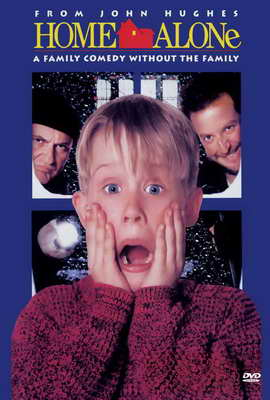 Home Alone - 27 x 40 Movie Poster - Style F
