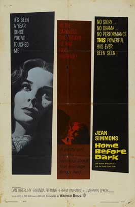 Home Before Dark - 27 x 40 Movie Poster - Style A