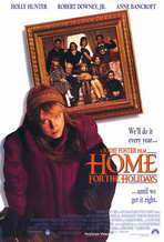 Home for the Holidays - 11 x 17 Movie Poster - Style B