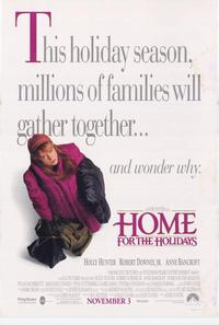 Home for the Holidays - 11 x 17 Movie Poster - Style A