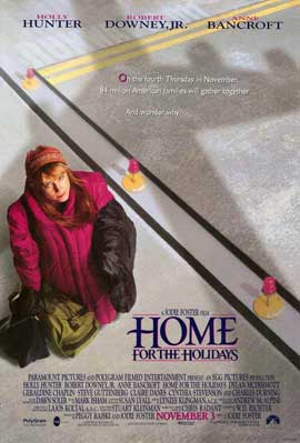Home for the Holidays - 11 x 17 Movie Poster - Style C