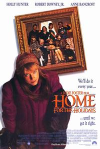 Home for the Holidays - 27 x 40 Movie Poster - Style B