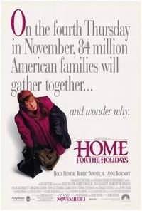 Home for the Holidays - 27 x 40 Movie Poster - Style A