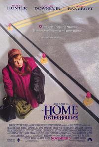 Home for the Holidays - 27 x 40 Movie Poster - Style E