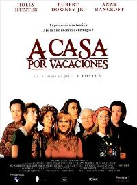 Home for the Holidays - 11 x 17 Movie Poster - Spanish Style A
