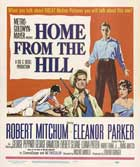Home from the Hill - 11 x 17 Movie Poster - Style B