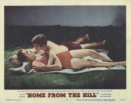 Home from the Hill - 11 x 14 Movie Poster - Style C