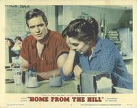 Home from the Hill - 11 x 14 Movie Poster - Style G