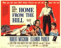 Home from the Hill - 11 x 14 Movie Poster - Style A