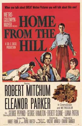 Home from the Hill - 11 x 17 Movie Poster - Style A