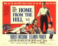Home from the Hill - 22 x 28 Movie Poster - Half Sheet Style A