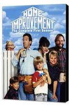 Home Improvement - 11 x 17 TV Poster - Style A - Museum Wrapped Canvas