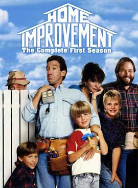 Home Improvement - 11 x 17 TV Poster - Style A
