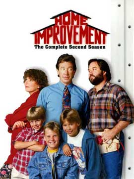 Home Improvement - 11 x 17 TV Poster - Style B