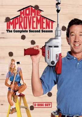 Home Improvement - 11 x 17 TV Poster - Style C