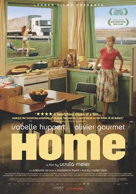 Home - 11 x 17 Movie Poster - Style A